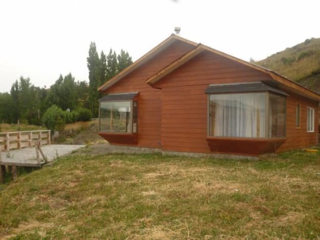 Arriendo casas madera
