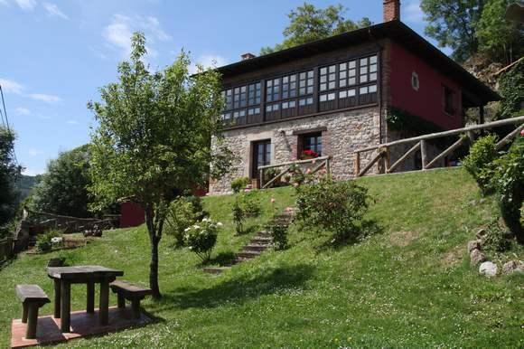 Casas asturias rurales