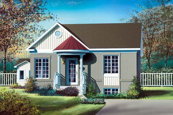 Casas bonitas pequeñas
