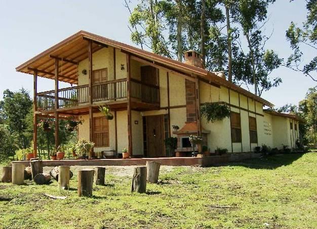 Casas campestres rurales