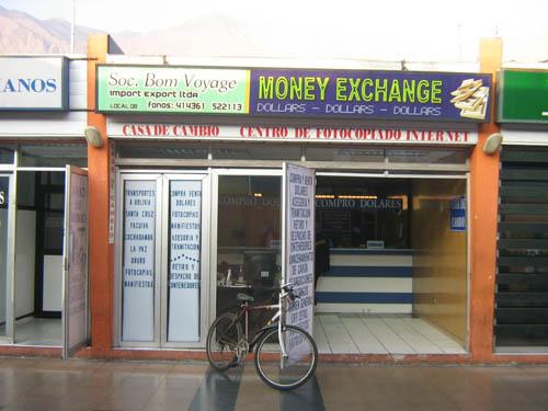 Casas de cambio euros