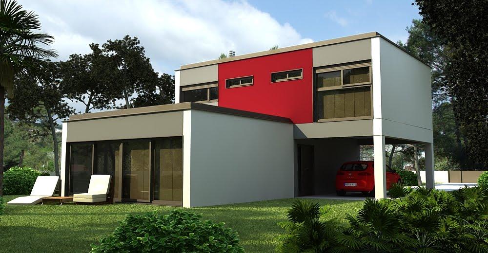 Casas prefabricadas de hormigon - Casas modulares hormigon ...