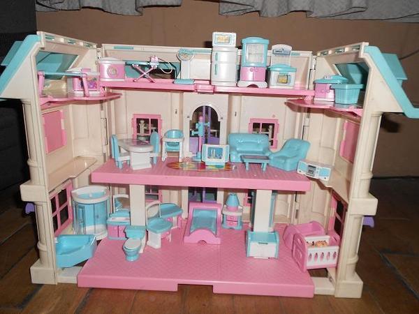 Casas de muñecas regalo