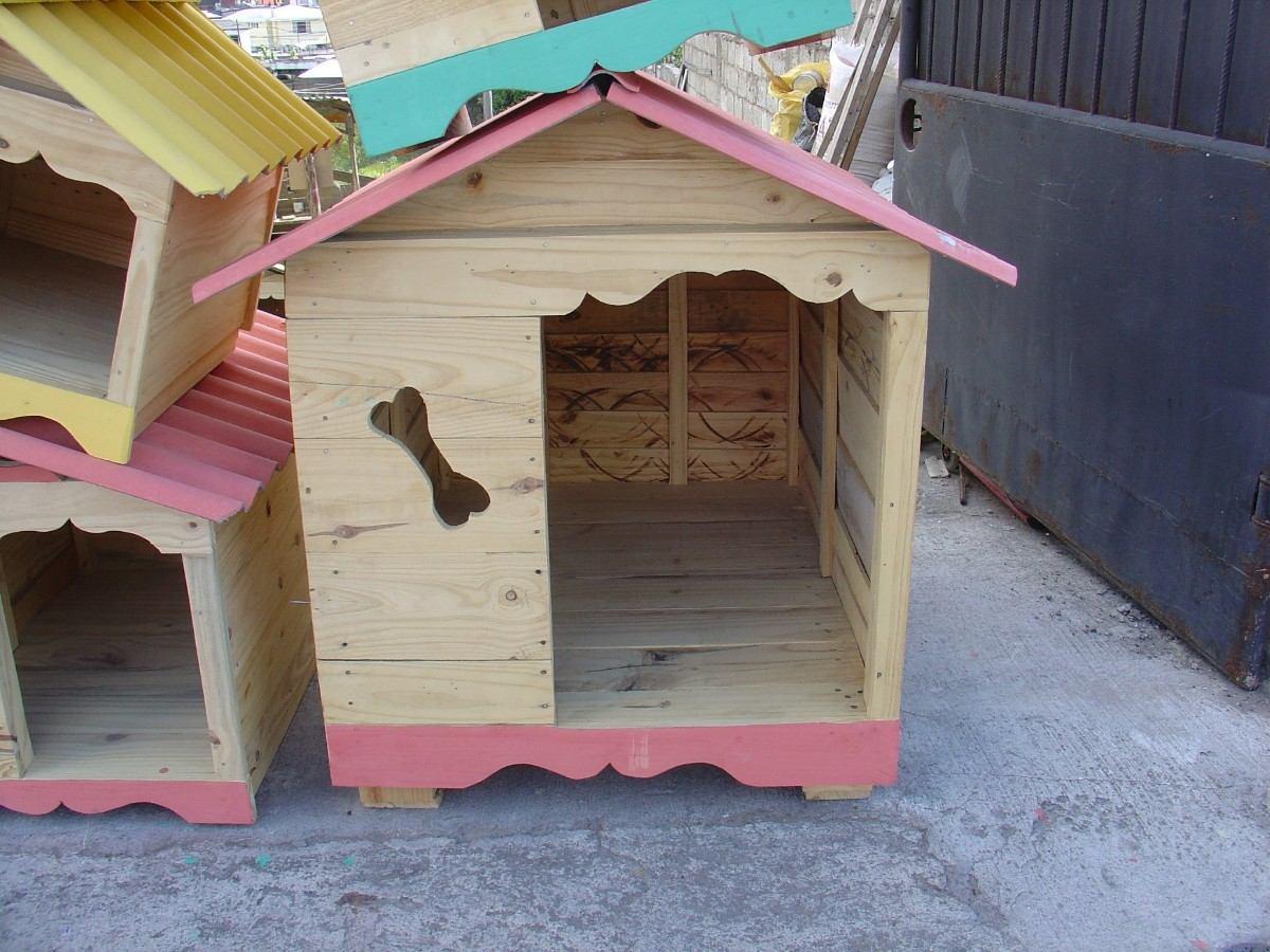 Casas de perros ejemplos