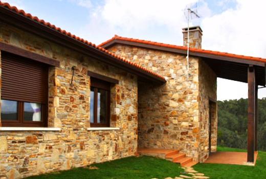 Casas de piedra - Planos de casas de piedra ...