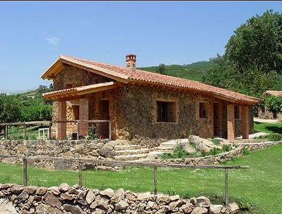 Casas de piedra ejemplos