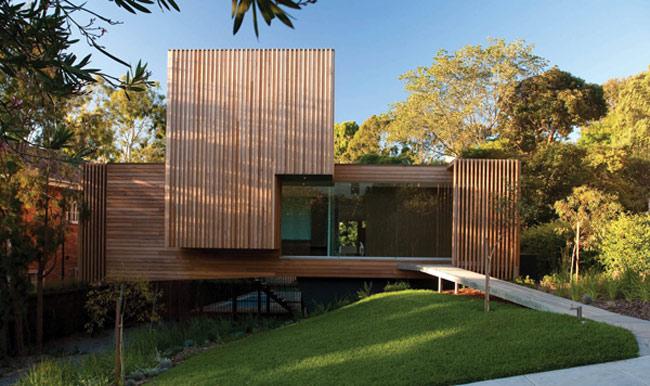 Casas ecologicas madera