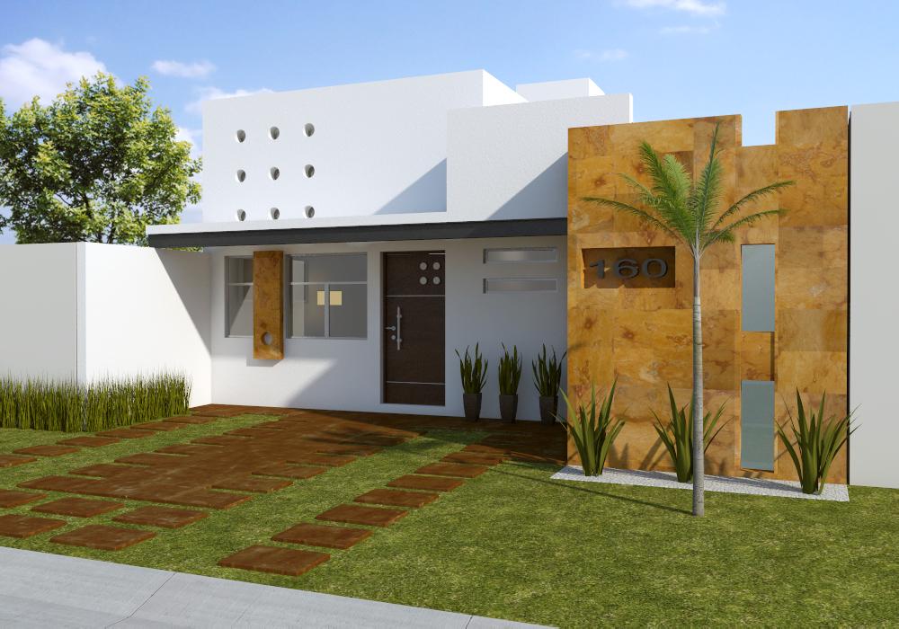 casas en queretaro planos arquitectonicos