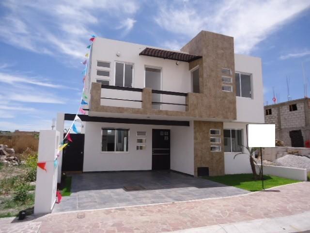 Fachadas de casas de fraccionamientos - Imagui