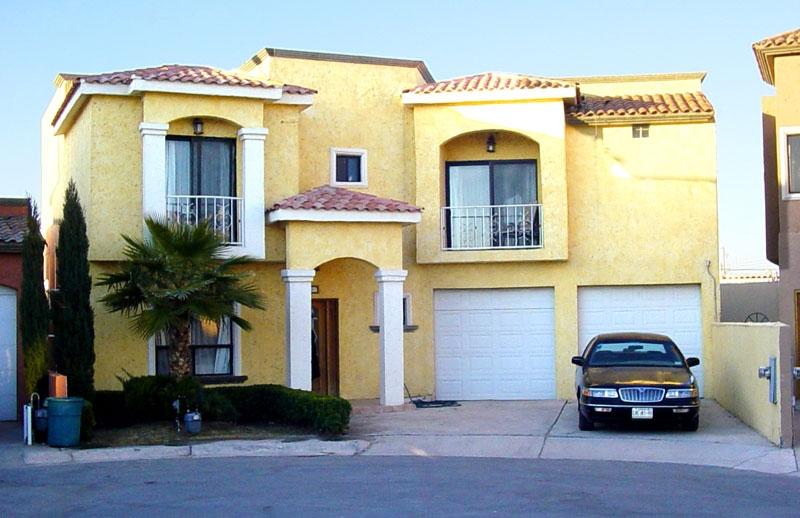 Casas en venta en chihuahua amarillas