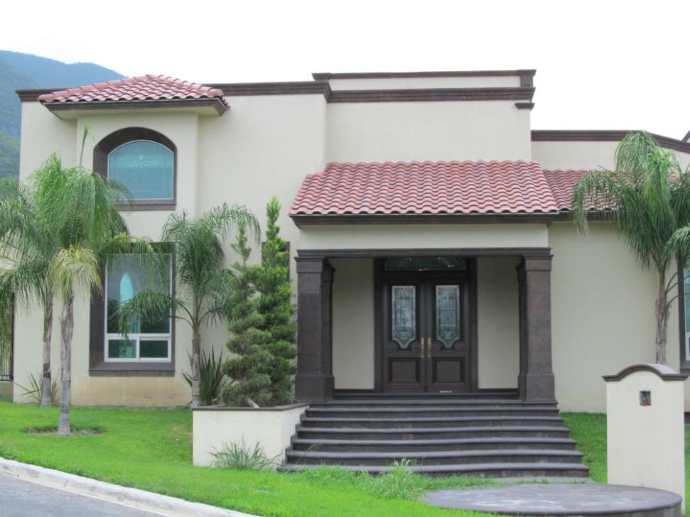 Casas en venta en monterrey for Tipos pisos para interiores casas