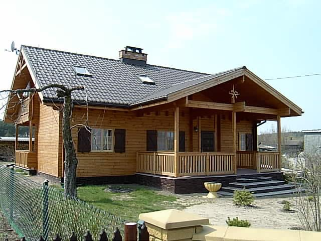 Casas de madera prefabricadas - Casas prefabricadas economicas ...