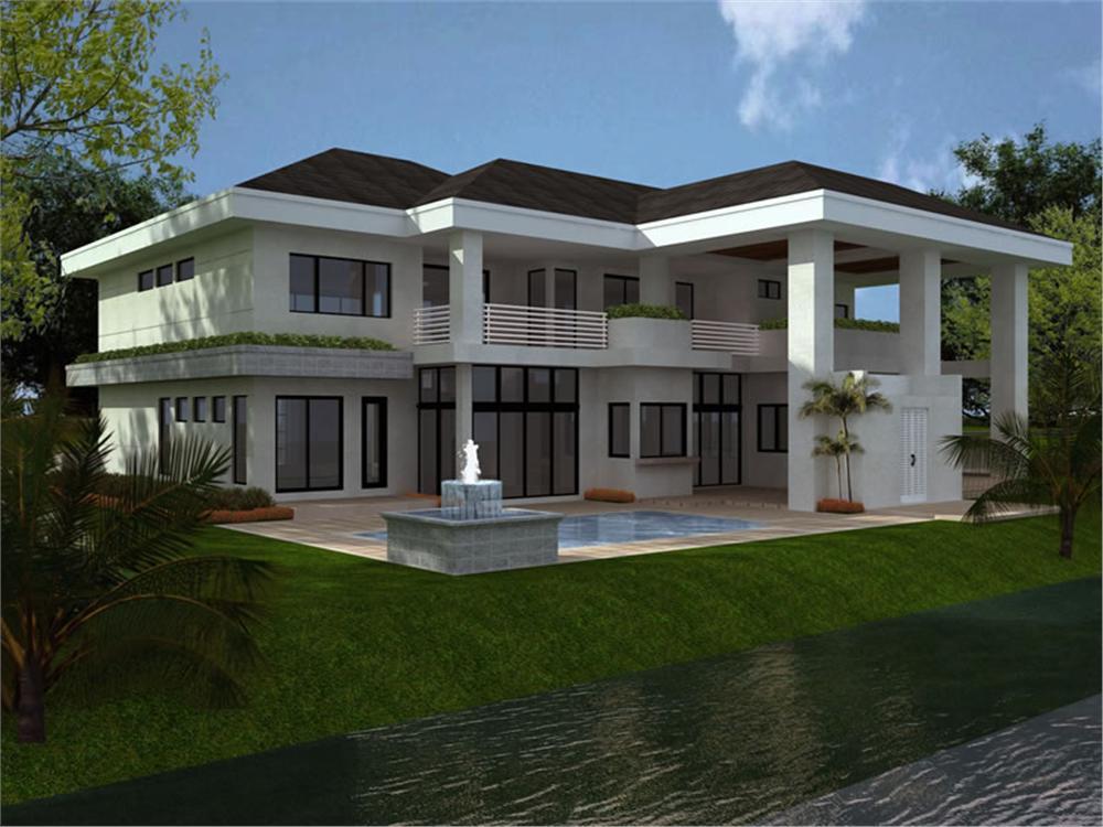 Casas modernas ejemplos