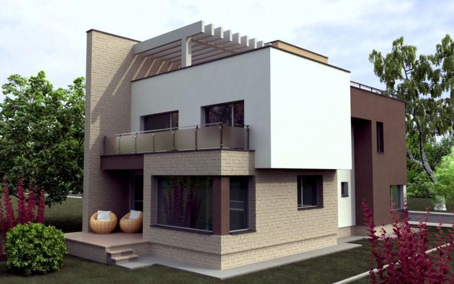 Casas modernas - Proyectos de chalets ...