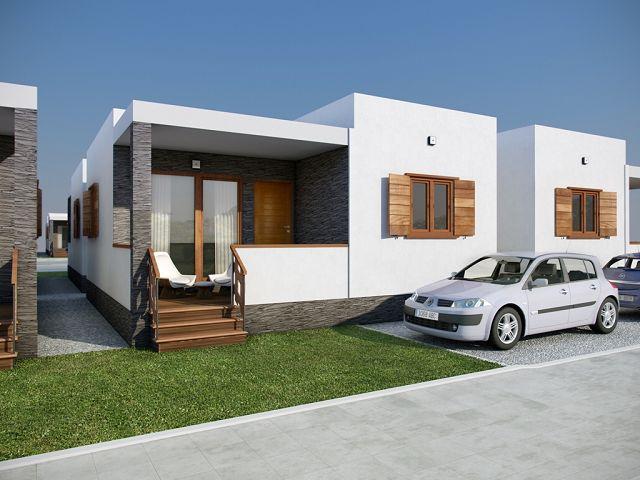 Casas modulares ejemplos