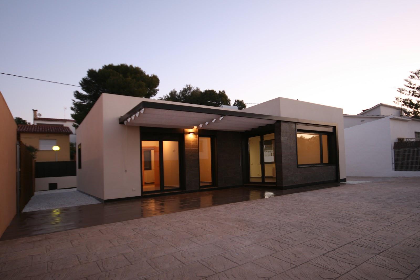 Casas modulares planos arquitectonicos - Casas clasicas modernas ...