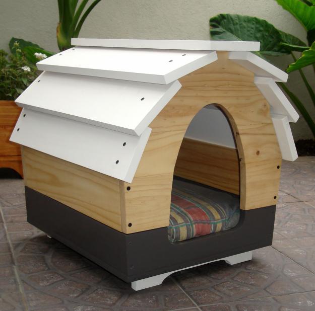 Casas de perros - Como hacer una casa para perro grande ...