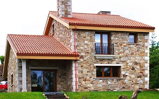 Casas de piedra for Ideas para construir una casa