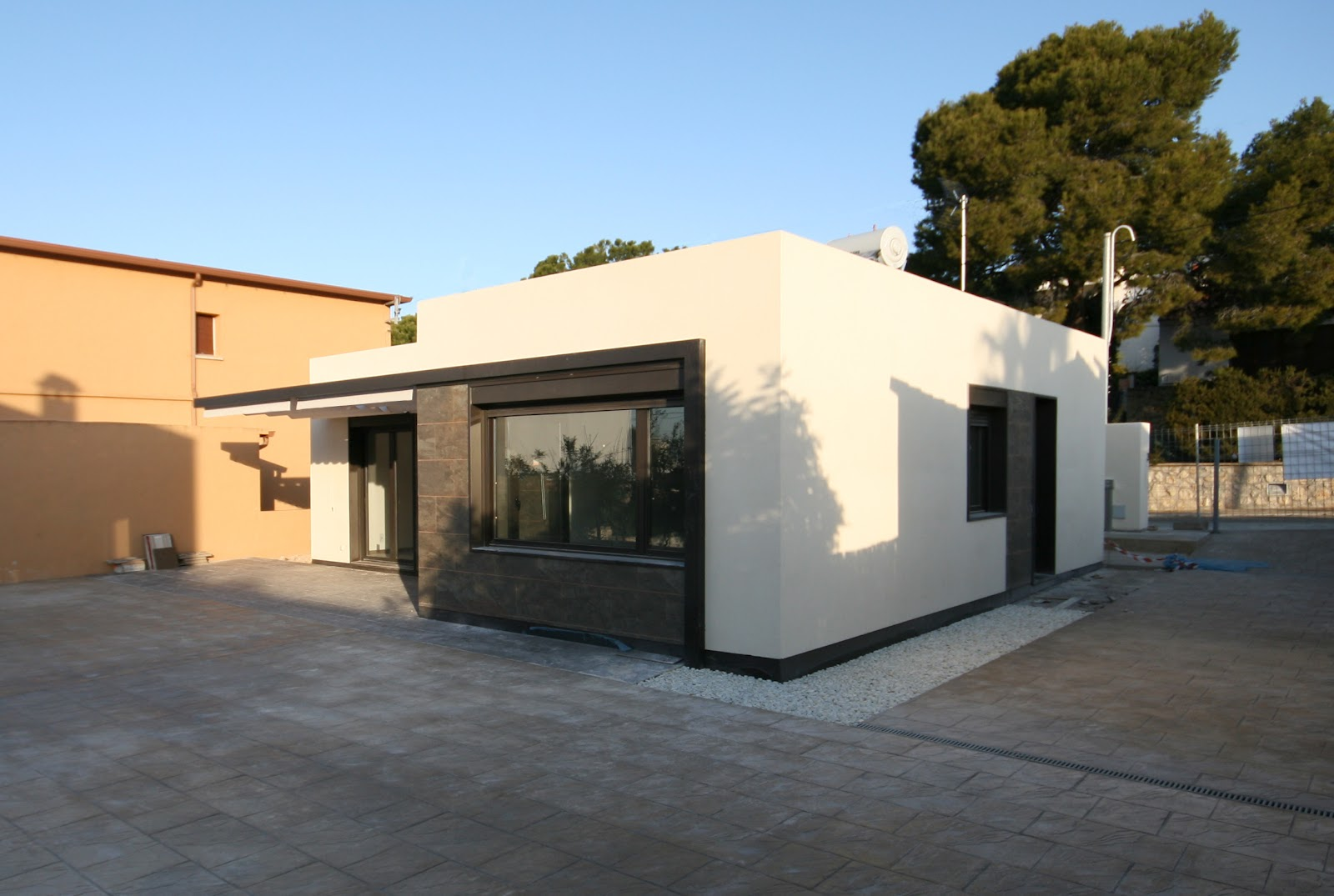 Casas prefabricadas hormigon planos arquitectonicos - Casas de prefabricadas de hormigon ...
