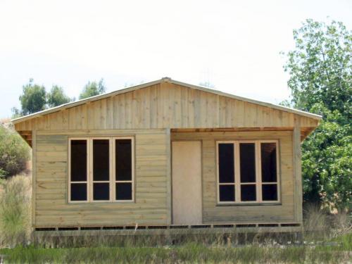 Casas prefabricadas de madera for Prefabricadas madera