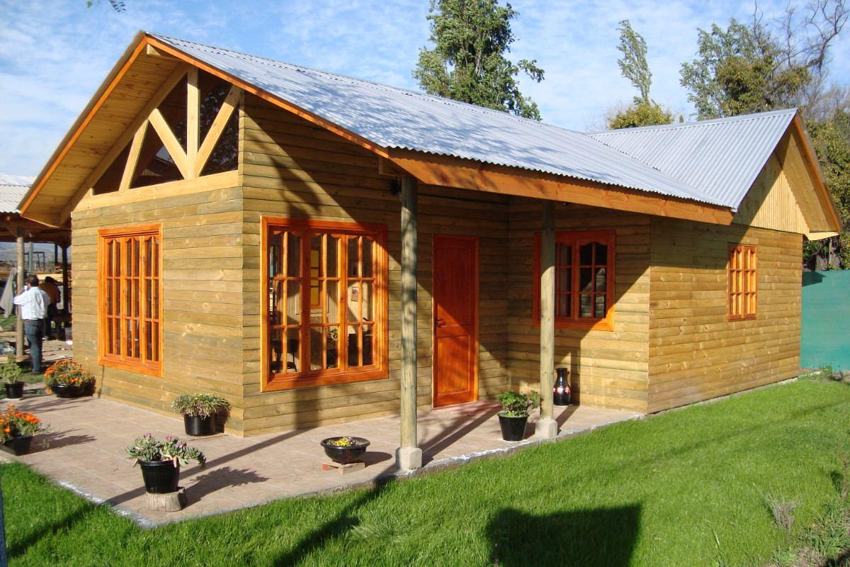 Casas prefabricadas economicas for Prefabricadas madera