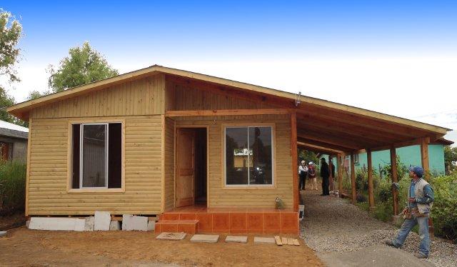 Casas prefabricadas de madera - Modelos casas madera ...