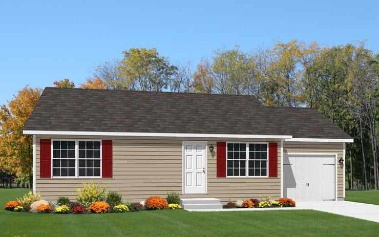 Casas prefabricadas for Disenos y planos de casas prefabricadas