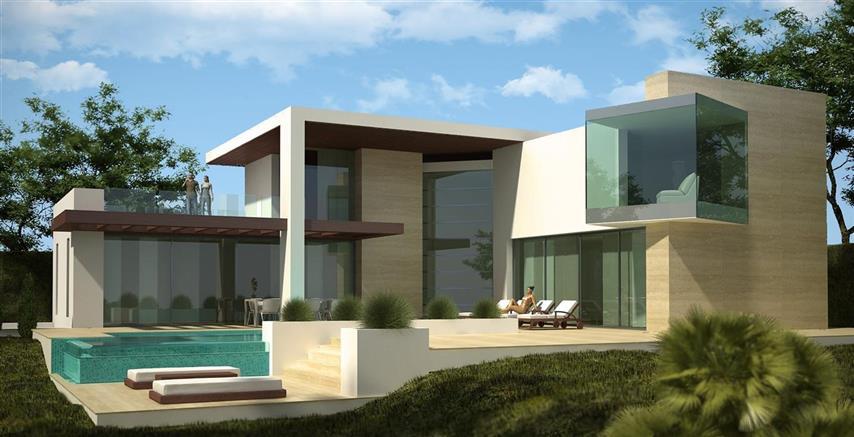 Casas premoldeadas - Villa de luxe minorque esteve estudio ...
