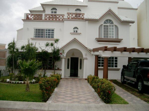 Casas renta cancun