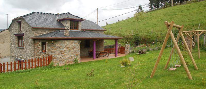 Casas rurales asturias en