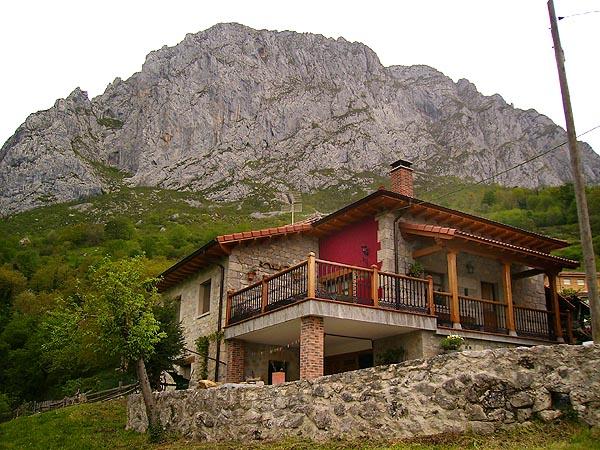 Casas rurales asturias planos arquitectonicos - Casa de asturias madrid ...