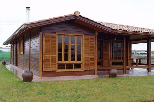 Casas rurales baratas for Casas de madera ninos baratas