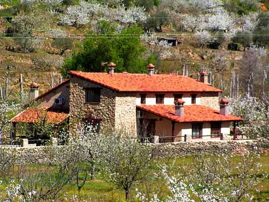 Casas rurales planos arquitectonicos - Casas rurales en el campo ...