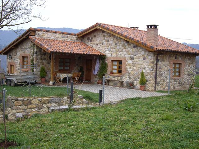 Casas rurales asturias planos arquitectonicos - Casa rural bellver de cerdanya ...