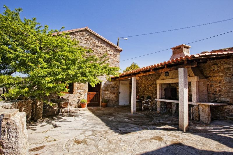 Casas rurales galicia - Casas de piedra galicia ...