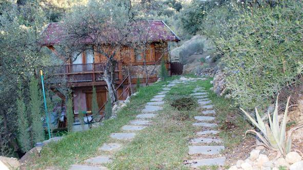 Casas rurales malaga ejemplos