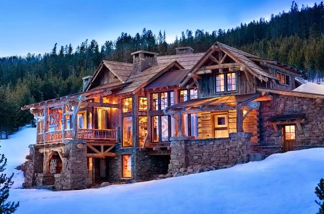 Casas rusticas piedras