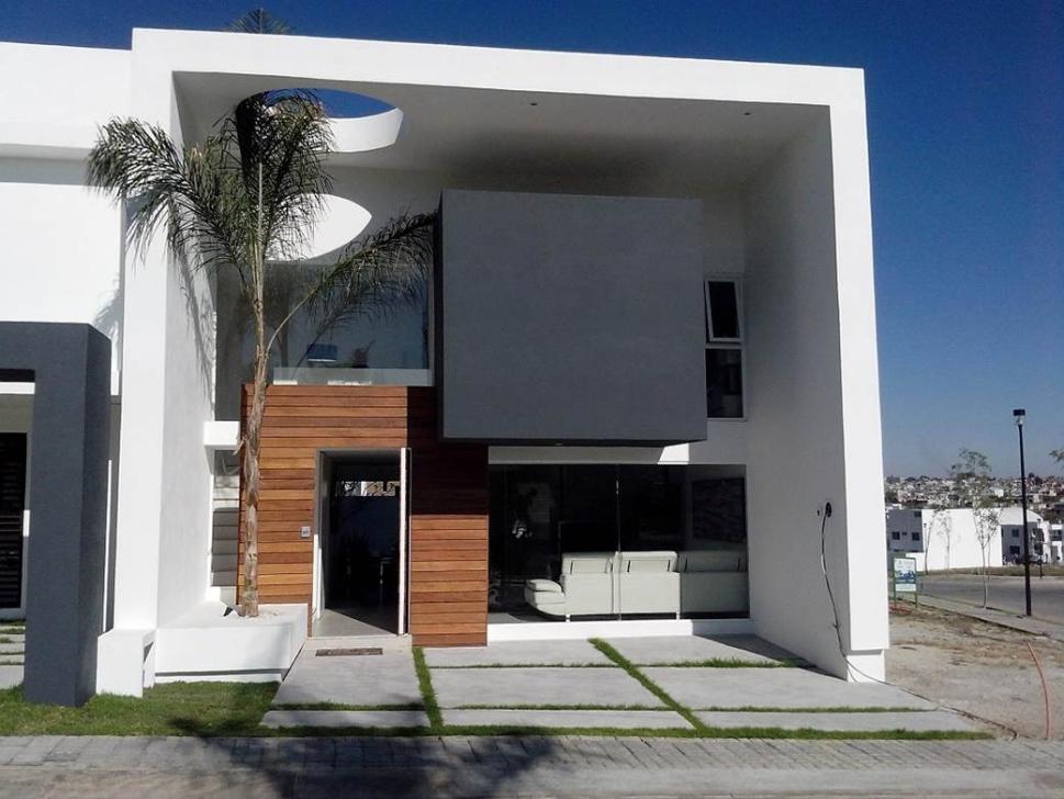 Casas en venta en puebla for Venta casa minimalista df