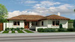 Casas fachadas