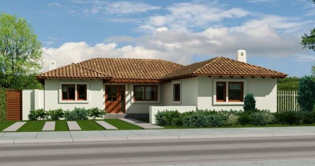 Casas y fachadas