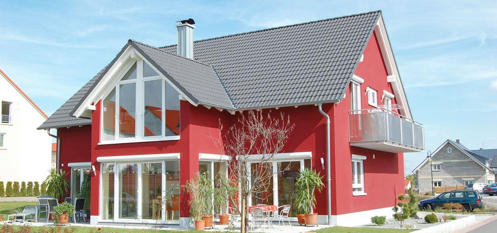 Colores fachadas de casas
