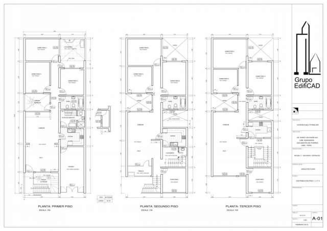 Diseño de Planos de construcción