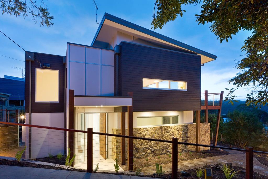 Diseños casas modernas lujosas