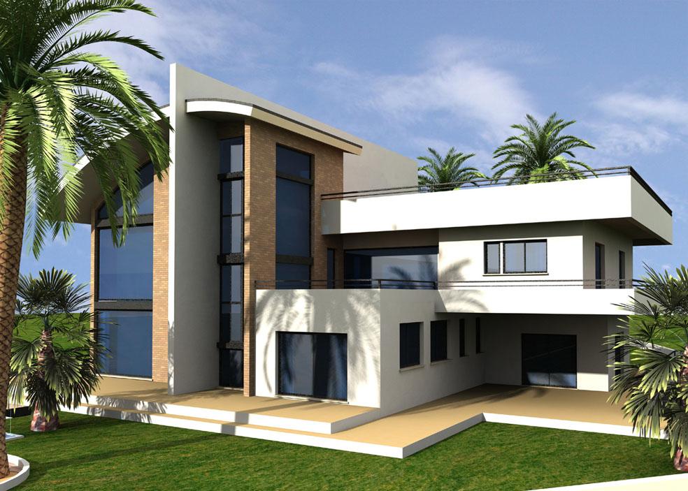 Diseños casas modernas