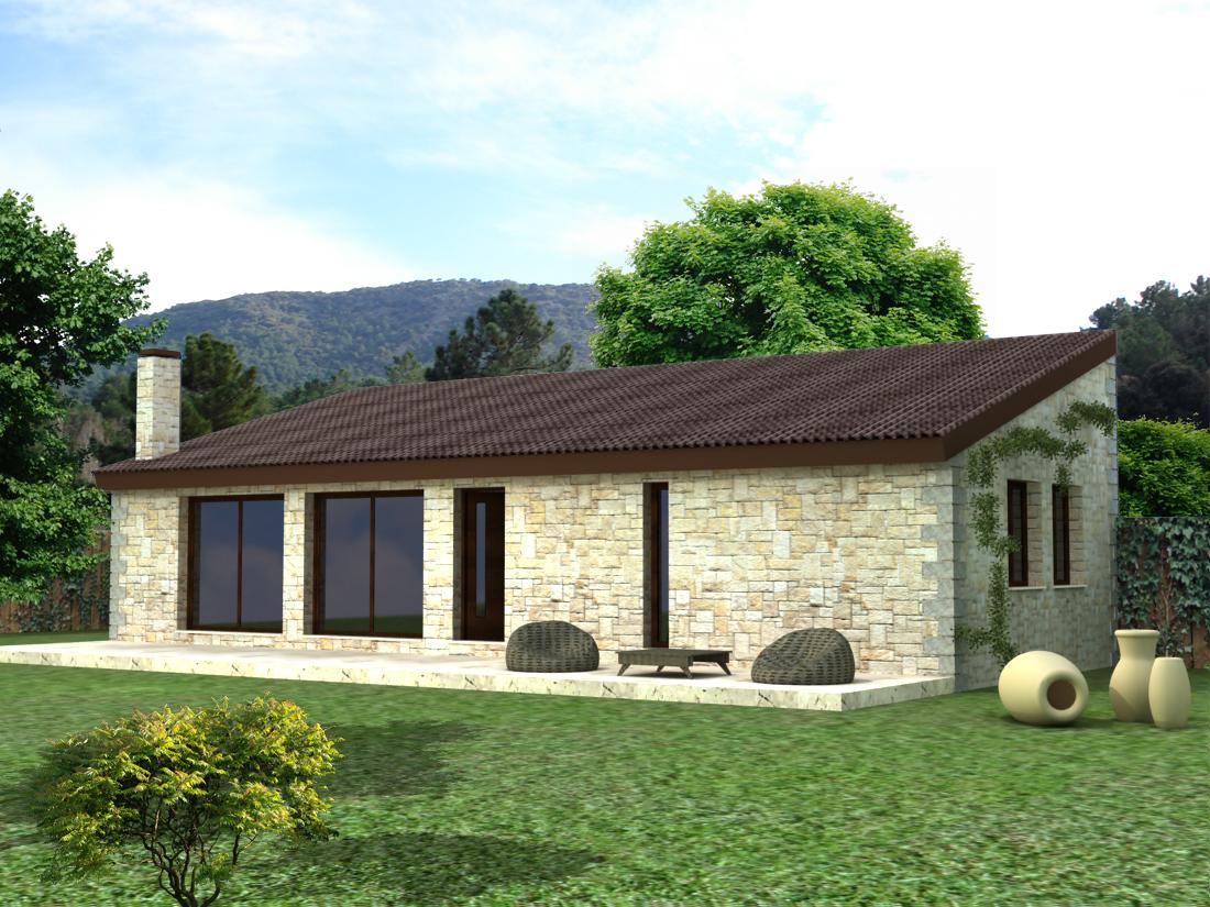 Dise os de casas for Disenos para construir una casa