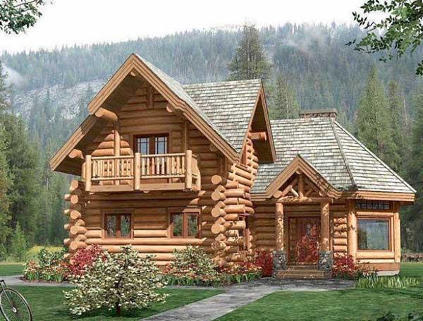 Diseños fachadas casas rusticas