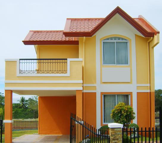 Fachadas casa