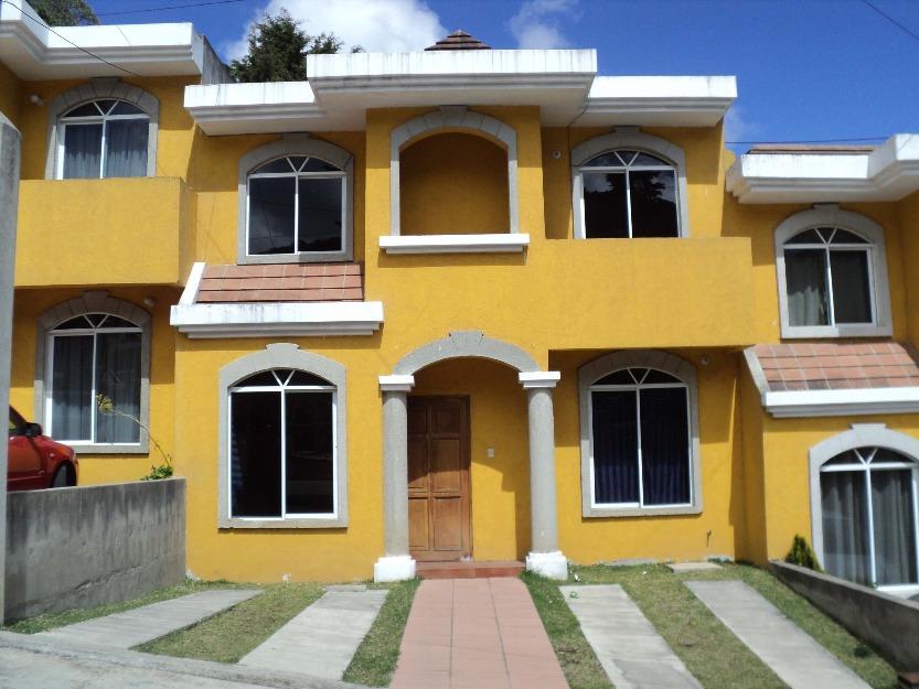 Fachadas de casas coloniales for Pinturas bonitas para casas