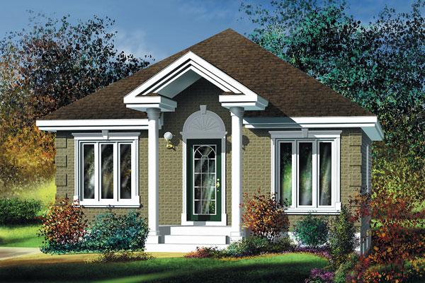 Fachadas de casas bonitas las mejores