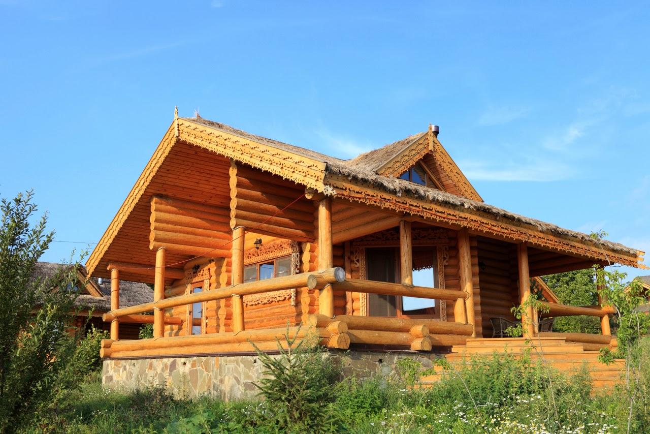 Fachadas de casas de campo for Planos de casas de campo rusticas